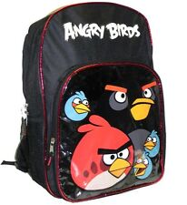 Angry Birds Slick Backpack, New