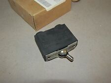 Military Truck / Tractor 24V Mil-Spec Toggle Switch Part # MS39061-1 Watertight