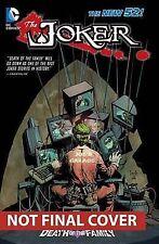 Joker Death of the Family Paperback Scott Snyder    9781401246464