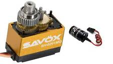 Savox SH-0261MG Super Torque Metal Gear Micro Digital Servo + Free Pwr Capacitor