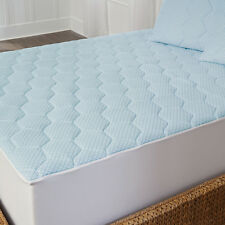 Full Size Cooling Gel Memory Foam Mattress Pad Bed Topper Rest Cover Protector