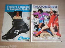 GUERIN SPORTIVO=CALCIOMONDO=N.12 1981=I PIEDI NERI=VICTORINO=URUGUAY