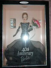 40th Anniversary Barbie Doll NRFB MIB