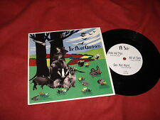 """THE AVANT GARDENERS Stabs and drips RARE 7"""" INDIE Sarah Churchill Sexton Ming"""