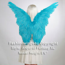 Adults Teens Unisex Butterfly Style Costume Feather Angel Wings Dress Up Cosplay