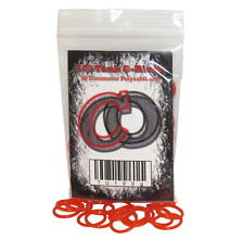 100 Paintball CO2 HPA Nitro Tank POLYURETHANE O-Rings poly urethane oring