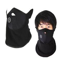 Half Face Mask Motorcycle Snowboard MotorBike Bike Cycling Ski Neck Warmer Cover
