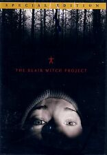 BRAND NEW DVD // The Blair Witch Project //Special Edition // Heather Donahue