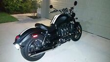 Triumph Rocket 3 Roadster performance exhaust