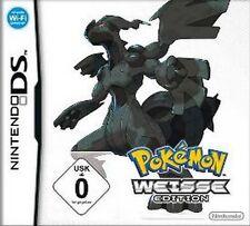 Nintendo DS POKEMON WEISSE EDITION * Sehr guter Zustand