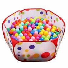 FocuSun Extra Large Playpen Ball Pit Portable Waterproof Kids Party Toy Safe