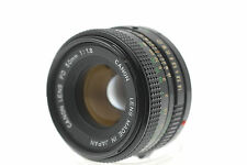 Canon FD Mount 50mm f1.8 Standard Prime Lens - easy Converts to DIGITAL, NEX etc