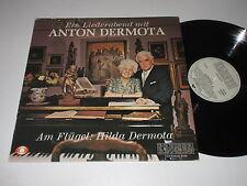 LP/EIN LIEDERABEND MIT ANTON UND HILDE DERMOTA/Preiser Records 30150 Club Ed.ORF