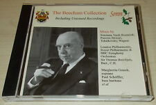BEECHAM COLLECTION-SMETANA/VERDI/WAGNER-CD SOMM 2000-MARGHERITA GRANDI