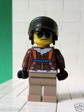 LEGO personnage Arctic Helicrane pilote pour set 60034-no: cty490