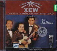 Los Jaibos 50 Exitos 2CD La Voz de America Latina desde Mexico New Nuevo