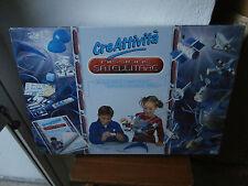 Creattività Missione satellitare costruzioni didattiche gioco Hasbro 1999
