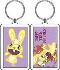 HAPPY TREE FRIENDS KEYCHAIN Cuddles Bunny Design NEW OFFICIAL MERCHANDISE