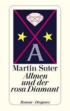 Suter, Martin - Allmen und der rosa Diamant