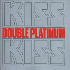 Kiss Double Platinum CD NEW SEALED Rock & Roll All Nite/Beth/Love Gun/Deuce+