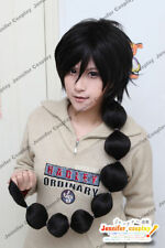 Magi-The labyrinth of magic Judal Black Cosplay Wig + Clip 100Cm  &314