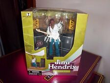 JIMI HENDRIX AUG 18 1969 MCFARLANE TOYS NOS UNOPENED BOX WOODSTOCK COLLECTIBLE
