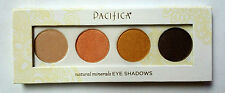 PACIFICA  ENLIGHTEN EYE  SHADOW  PALETTE/ FULL SIZE ,MINERAL , NEUTRAL , MAKEUP