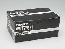 Zenza Bronica ETRSi Motor Winder Ei II *NEW OLD STOCK*