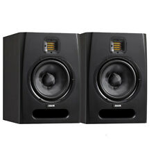 "Adam F7 7"" Nearfield 2-Way Active Powered Producer Studio Monitor Speaker Pair"