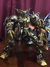 Built MG 1/100 Gold Hyper Mode Master Gundam Anime Model Action Figure God G