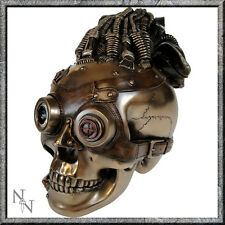 MONOCLE ORNAMENT GOTHIC HEAVY ALCHEMY NEW NEMESIS NOW BOXED STEAMPUNK