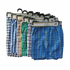 3 Pack: Men's Boxer Elastic Waistband Underwear Cotton Colors May Vary - Medium