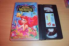 The Little Mermaid (VHS/DM, 1998)