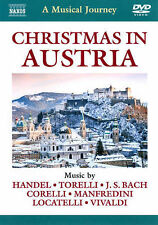 A Musical Journey: Christmas in Austria (DVD, 2013)