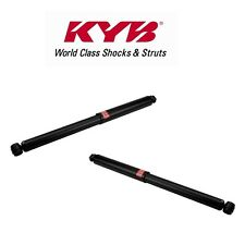 NEW Dodge Power Wagon Plymouth Pair Set of 2 Rear Shock Absorbers KYB 344086