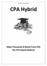 Make Thousands Per Month From CPA and 100,000+ in the next year