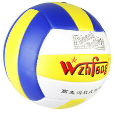 Great Student Volleyball Faux Leather Match Training Ball Thickened Size 5 LWC