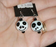 Spooky HALLOWEEN Dangle Hook Earrings~ Holiday Costume Jewelry-New**US SELLER**