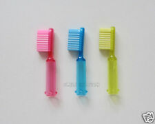 12 Toothbrush Eraser Pencil Top Toppers Party Bag Favor Dental Kid Reward Supply