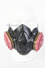 Gas Mask Fancy Dress Halloween Latex Costume Gasmask Chemical Cook Costume