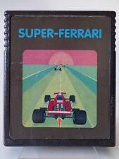 Atari 2600 gioco-SUPER Ferrari (modulo)