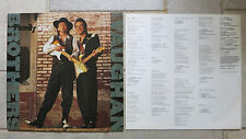 The Vaughan Brothers ‎– Family Style   Vinyl  LP   Epic ‎– 467014 1  + Texthülle