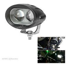 "1x 4"" 4D 20W LED Spot Beam Motorcycle Fog Driving Work White Light Bar For Honda"