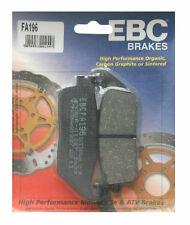 EBC SFA196 Rear Brake pads Honda FJS FJS400 2006-14 & FJS600 Silverwing 2001-14