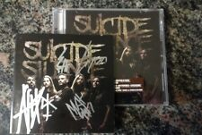 SUICIDE SILENCE Self-Titled SIGNED Autographed CD