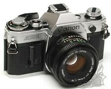 Canon AE-1 AE1 35mm Camera with 50mm f1.8 Lens Excellent Working Conditions
