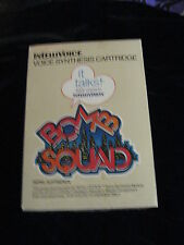 Intellivoice Voice Synthesis Time Bomb Game-New