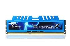 8GB G.Skill DDR3 PC3-17000 2133MHz RipjawsX Intel Z68/P67 CL9 Dual Channel kit