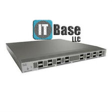 Cisco N3K-C3016Q-40GE Nexus 3016, 16 QSFP+ ports, 1RU switch