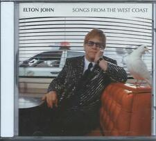 Elton John - Songs From The West Coast (CD 2002) NEW